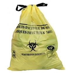 Sacs poubelles pour déchets...